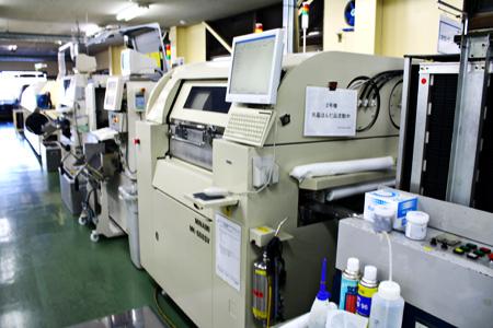 高精密ライン【長尺(440mm)・はんだ印刷・リフロー炉(8ゾーン) 】